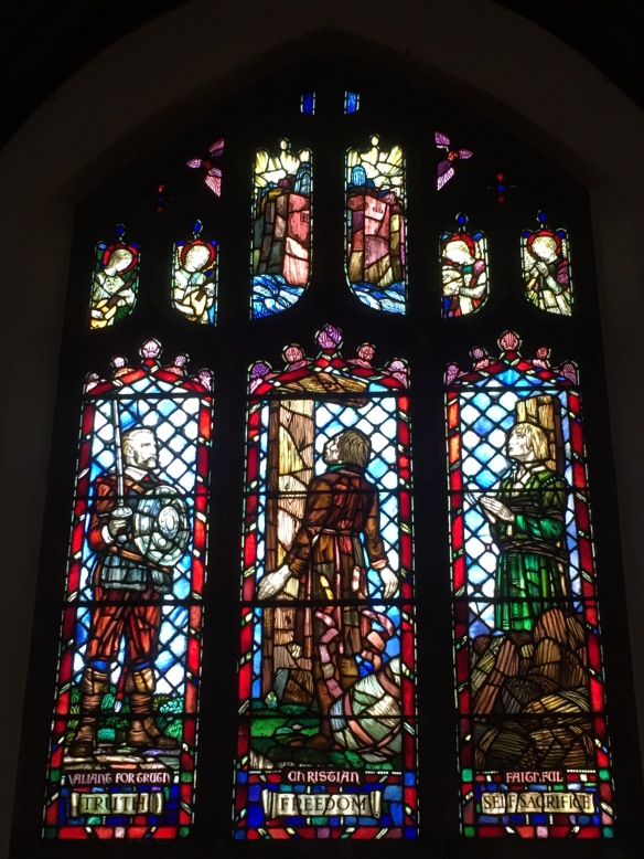 St Andrew's St Window