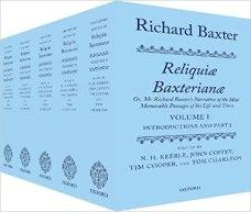 richard baxter edition